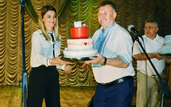 День Медпрацівника в Шаргороді