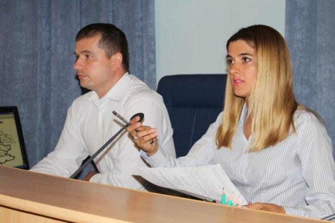 Розглянули питання добровільного приєднання сільських рад до діючих об'єднаних територіальних громад