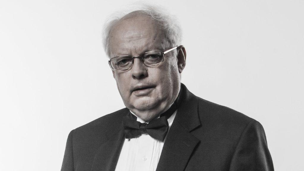 Художній керівник Національної опери України Мирослав Скорик святкує 80-річчя
