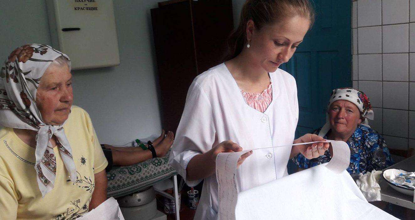 Лариса Білозір оголосила свою соціальну ініціативу «Лікар у село» безстроковою