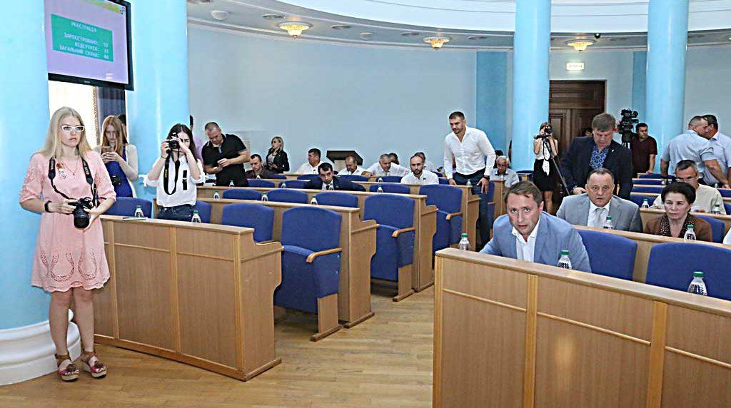 Як депутати розподілили 68 мільйонів гривень і чому не об'єднали два медичних коледжі