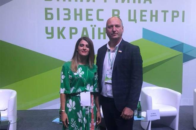 VI Міжнародний інвестиційний форум «Вінниччина-бізнес в центрі Україні».