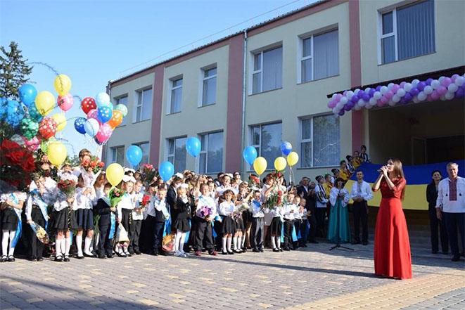 Довгоочікуване відкриття Михайлівської школи