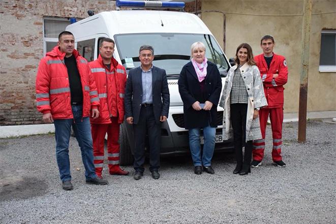 Міжнародний День надання першої медичної допомоги