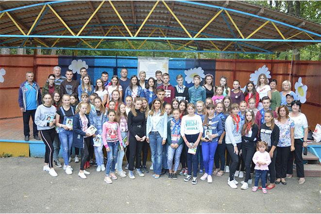 Районна школа управлінської майстерності учнівських лідерів Шаргородщини