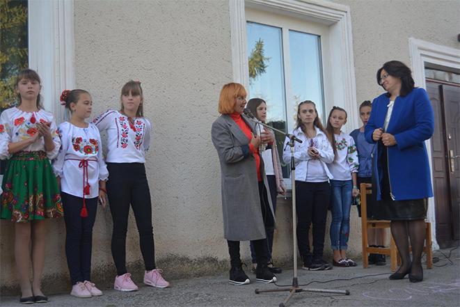За сприяння Лариси Білозір приміщення будинку культури громади Велика Русава у Томашпільському районі готове до холодів