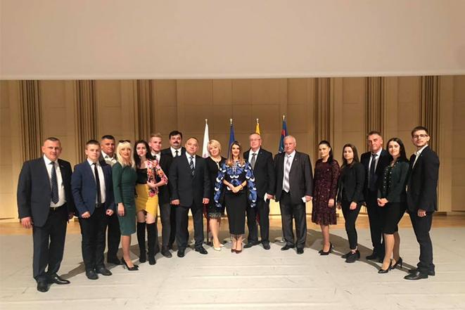 Офіційний візит делегації Вінниччини до міста Кельце