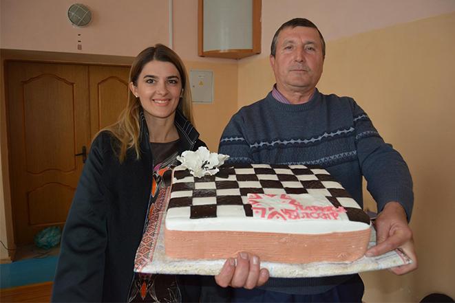 Шаховий турнір у Томашпільській громаді