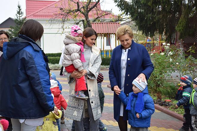 Візит до Будинку дитини в Тульчині