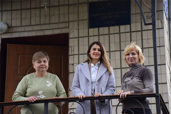 Опалення для Шаргородської районної бібліотеки