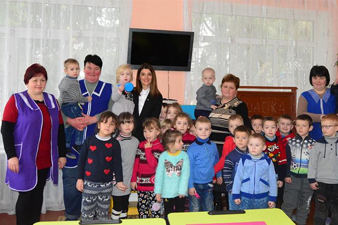 Новий ноутбук для колективу дитячого садочка с. Журавлівка