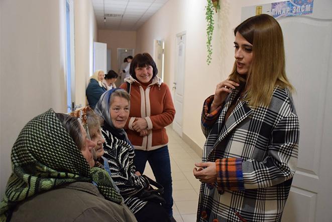 """Cоціальна ініціатива """"Лікар у село"""" пройшла у Рахнах-Лісових"""