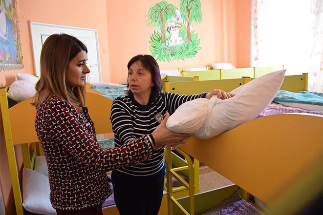 Постільні комплекти для дитячого садочку в Ободівці