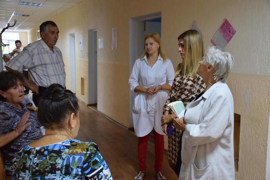 «Ми реагуємо на звернення громадян, тому започатковуємо ініціативу «Лікар у село»
