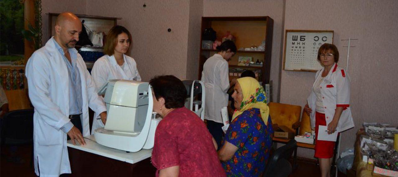 Лариса Білозір: Ми реагуємо на звернення громадян, тому започатковуємо ініціативу «Лікар у село»