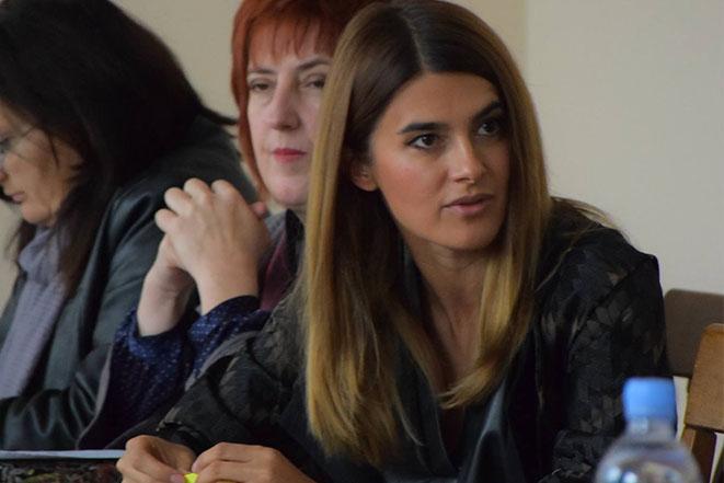 Лариса Білозір, Вінницька облрада: Я вчу громади, як здобувати гранти і вигравати конкурси