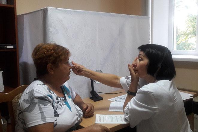 """Соціальна ініціатива """"Лікар у село"""" у районах Вінниччини триває."""