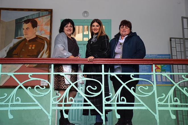 Вапнярська загальноосвітня школа - переможець обласного конкурсу розвитку тергромад