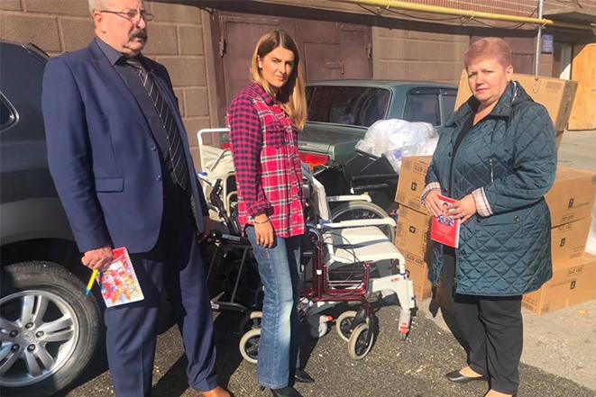 """Медичні установи Вінничини отримують необхідне медичне обладнання завдяки роботі ГО """"Життя та розвиток громад"""""""