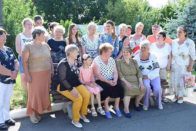 1 жовтня - Міжнародний день людей похилого віку
