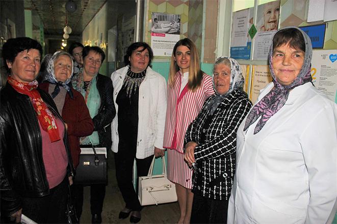 У Чернівецькій та Липовецький амбулаторіях вперше всім охочим безкоштовно перевіряли зір