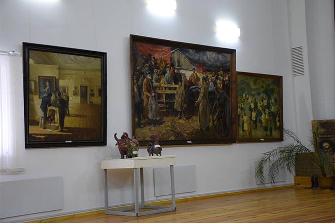 30-річчя Шаргородського музею образотворчого мистецтва