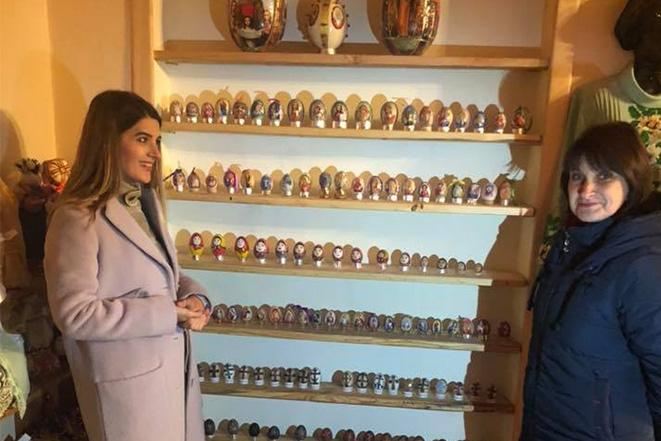 Візит до краєзнавчого музею села Ободівка