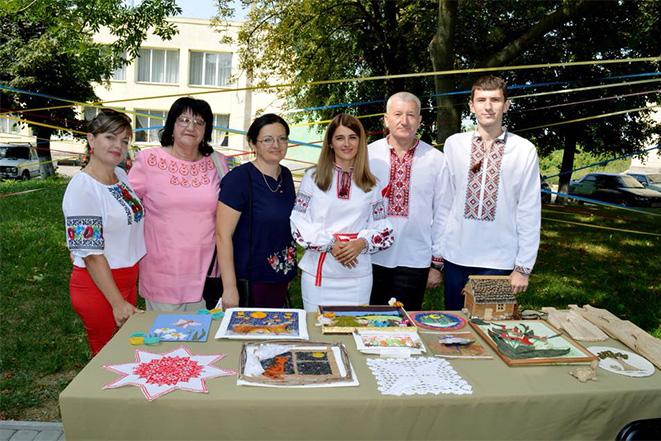 Шаргородський районний будинок дитячої та юнацької творчості святкує своє 82-річчя