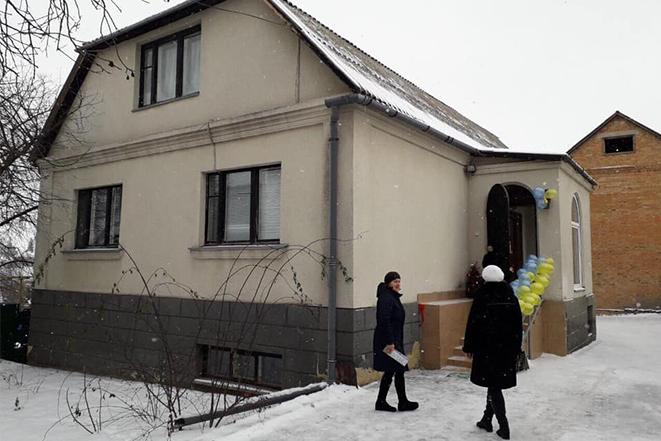Відкриття дитячого будинку сімейного типу в Тульчині