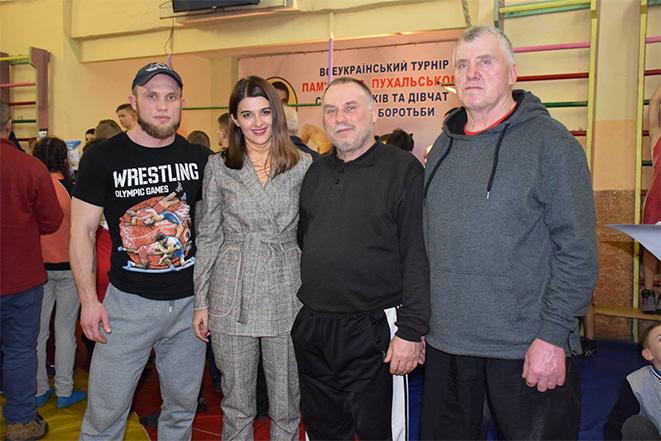 IX Всеукраїнський турнір з вільної боротьби серед юнаків та дівчат пам`яті Олександра Пухальського