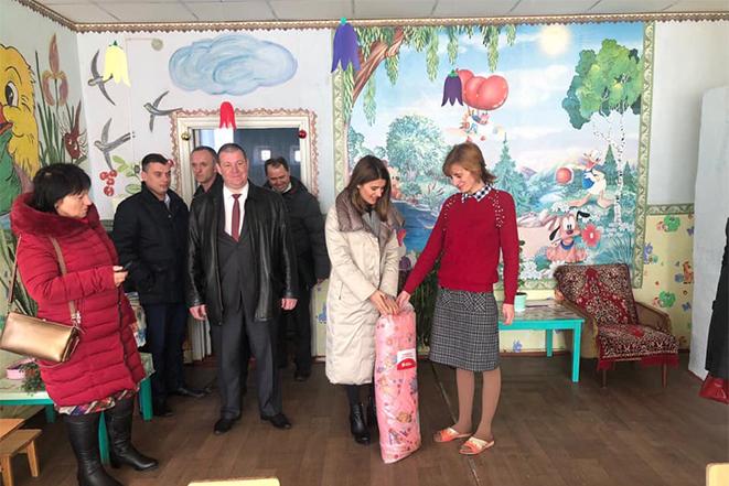 Зустріч з представниками громади села Шура-Копіївська