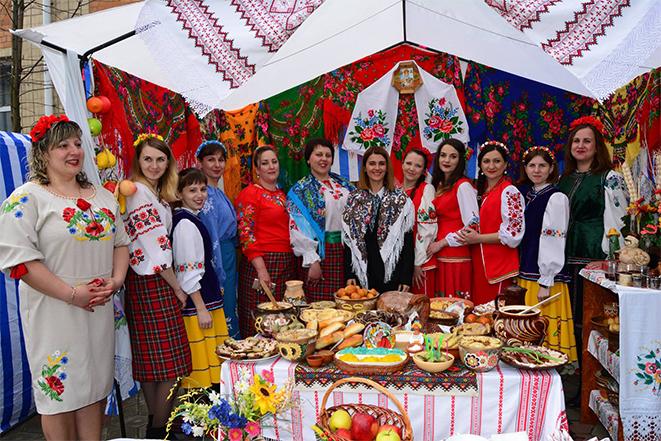 Свято українського вареника у дитячому садочку «Сонечко» в Томашполі