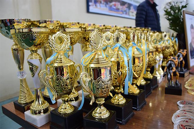 Традиційний всеукраїнський турнір з вільної боротьби присвячений пам'яті тренера Михайла Опалінського