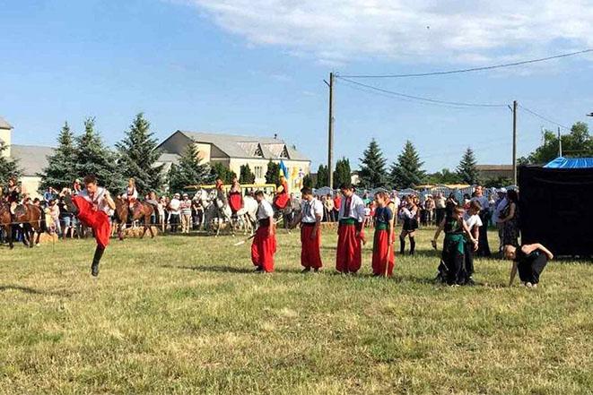 Фестиваль «Батозька битва» на Тростянеччині