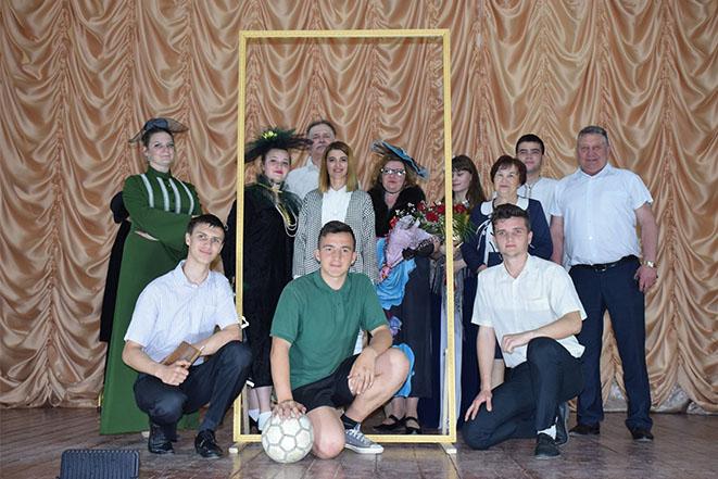 Вистава «Мина Мазайло» у «Маленькому театрі» Томашполя