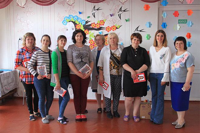 Покращення умов навчання школярів Пеньківки Шаргородського району