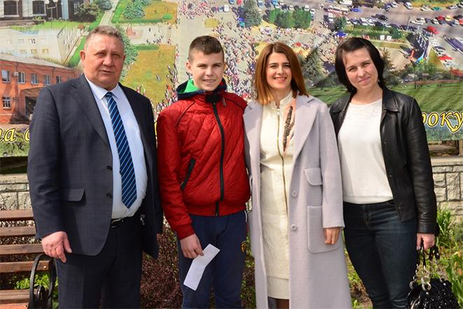Юні спортсмени – майбутнє українського спорту