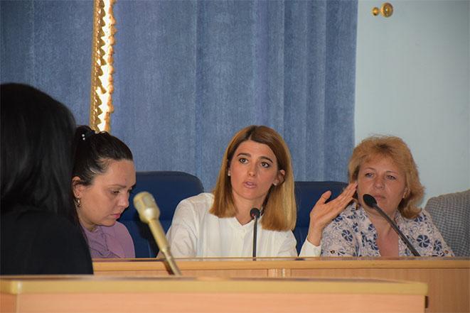 Чергове засідання постійної комісії з питань місцевого самоврядування та адміністративно-територіального устрою, євроінтеграції, міжнародного та міжрегіонального співробітництва