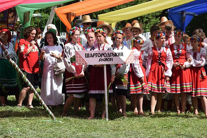 Обласне свято фольклору ім. Гната Танцюри
