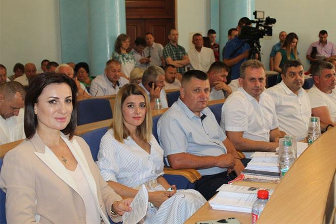 38 сесія обласної ради