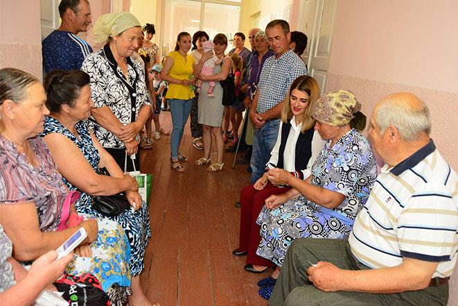 Cоціальна ініціатива «Лікар у село» у Яланцях