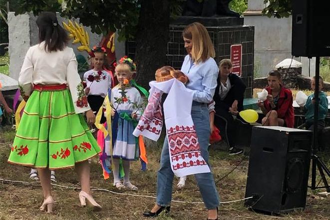 Громада Козлівки - приклад талановитих та активних людей!