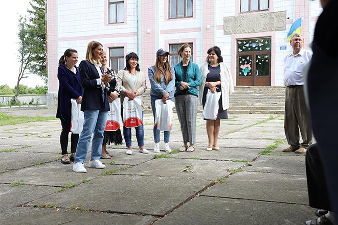 Зустрічі в Ганнополі та Маяках на Тульчинщині