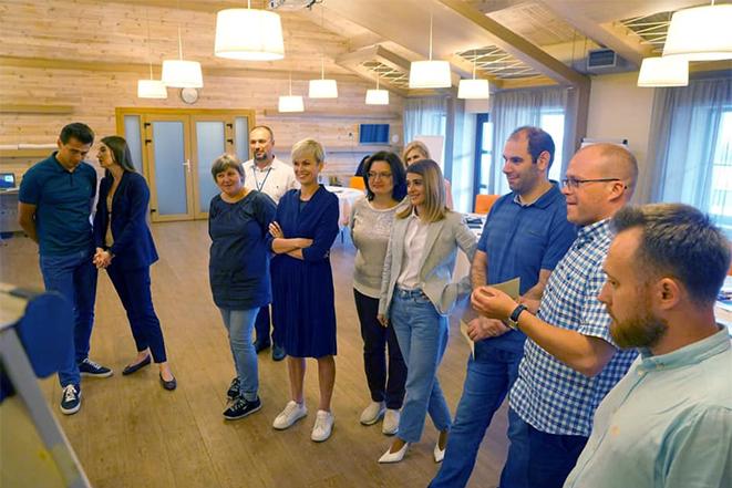 Програма USAID РАДА почала серію тренінгів для народних депутатів України