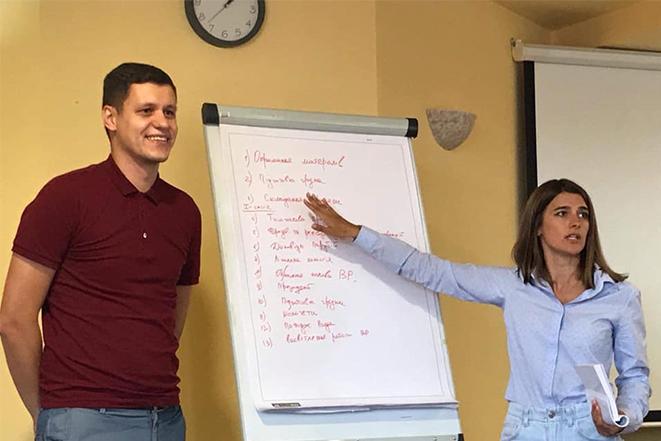 Тренінгова сесія щодо Регламенту Верховної Ради України