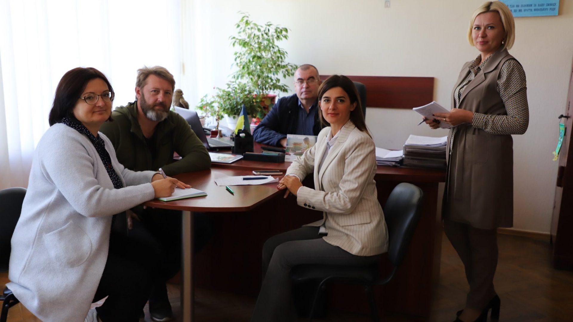 Прийомі громадян з мешканцями Шаргородщини