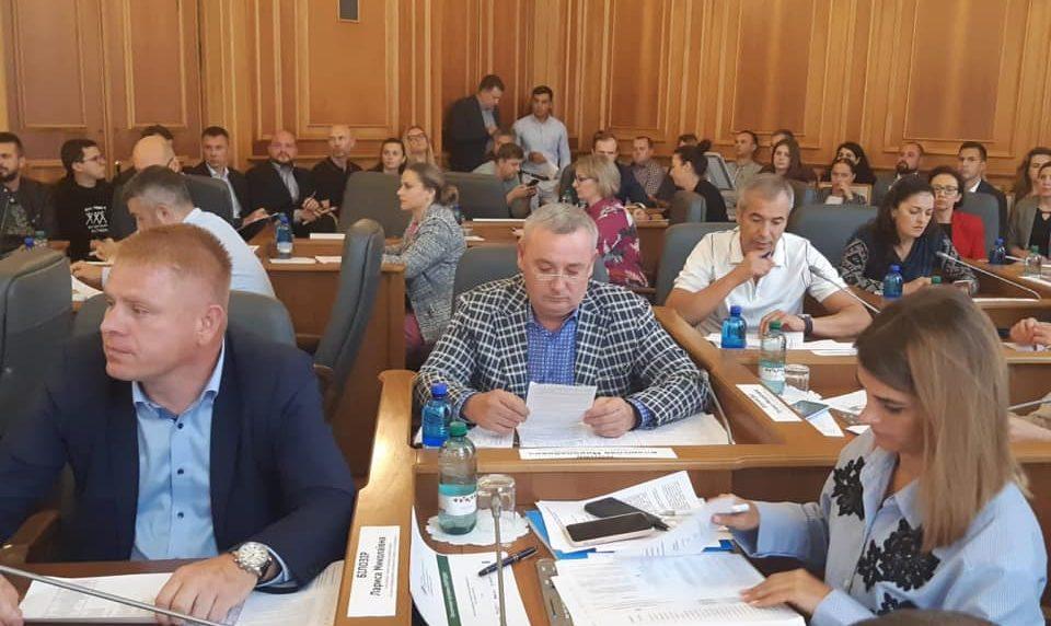 Провели перше установче засідання Комітету Верховної ради з питань організації державної влади, самоврядування, регіонального розвитку та містобудування під головуванням Андрій Клочко