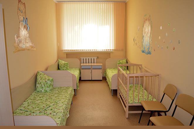 Завершено ремонт педіатричного відділення Шаргородської районної лікарні.