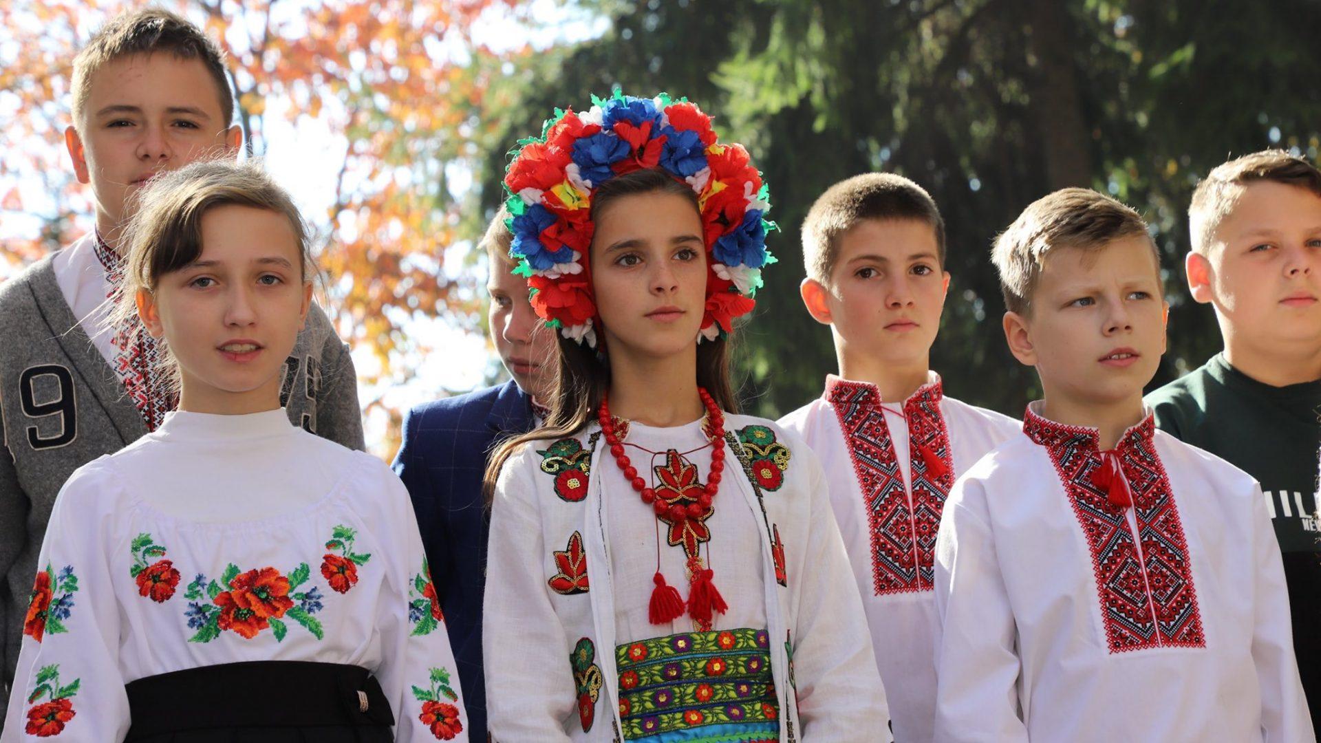 Заозарненська школа на Тульчиншині відзначила 35-річчя із дня відкриття