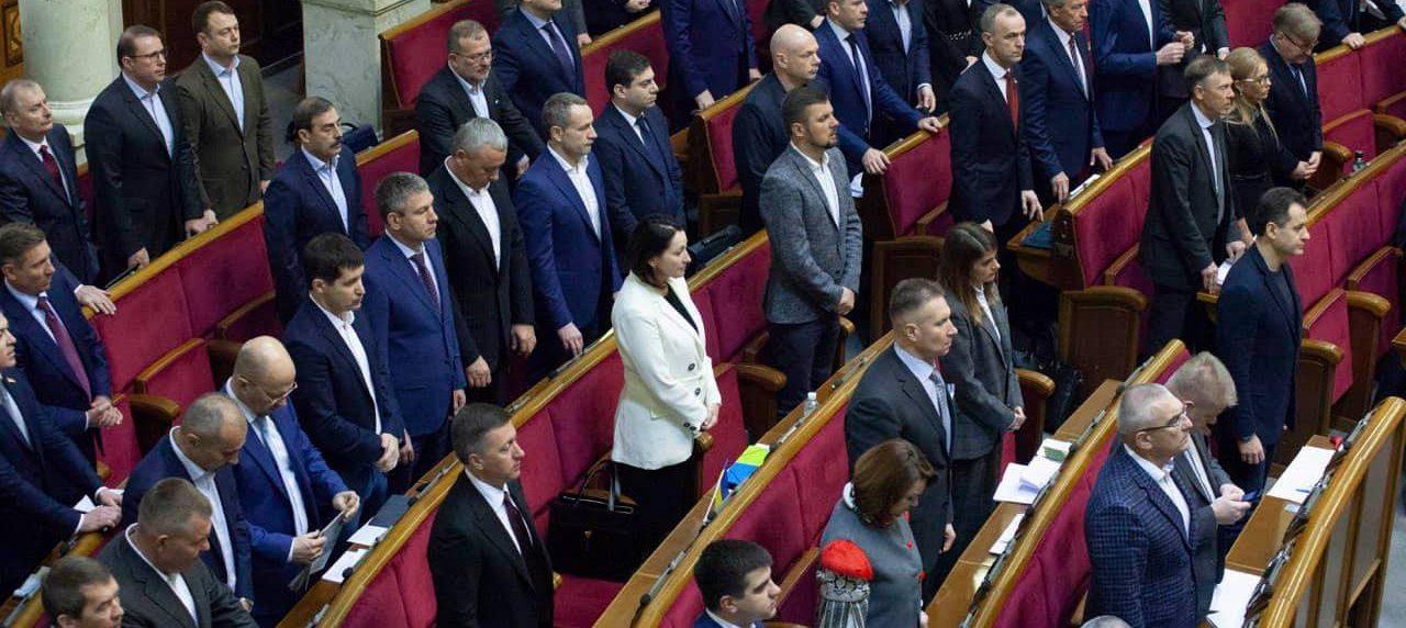 Щойно з колегами-депутатами ухвалили постанову №2726